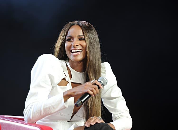 Ciara drops new remix of Todrick Hall\u0027s \u201cNails, Hair, Hips