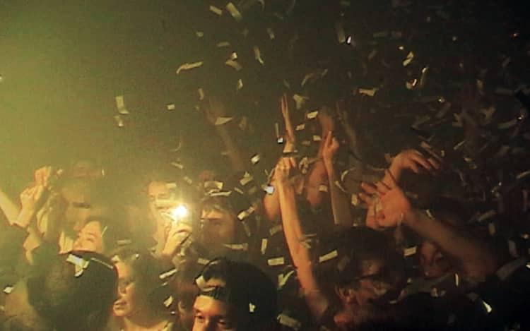 trance party goer fotos