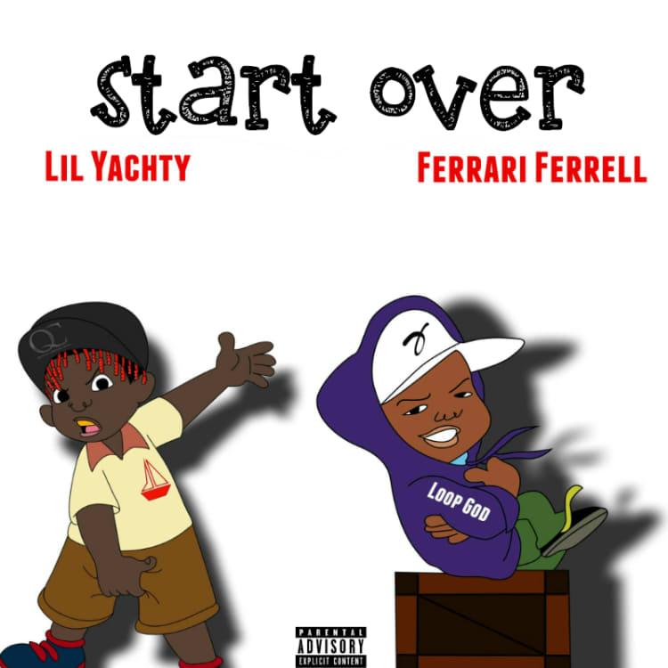 Check Out Lil Yachty And Ferrari Ferrell\u0027s \u201cStart Over
