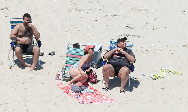 Chris Christie Closed State Beaches Then Took His Family To A State Beach