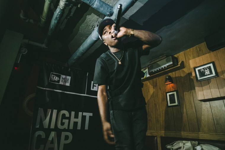 Jay IDK Electrified The Crowd At New Era's Night Cap Sessions