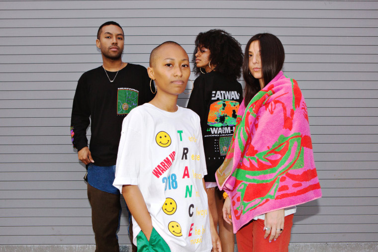 The MoMA PS1 Warm Up 2018 capsule collection is the summer merch of your dreams
