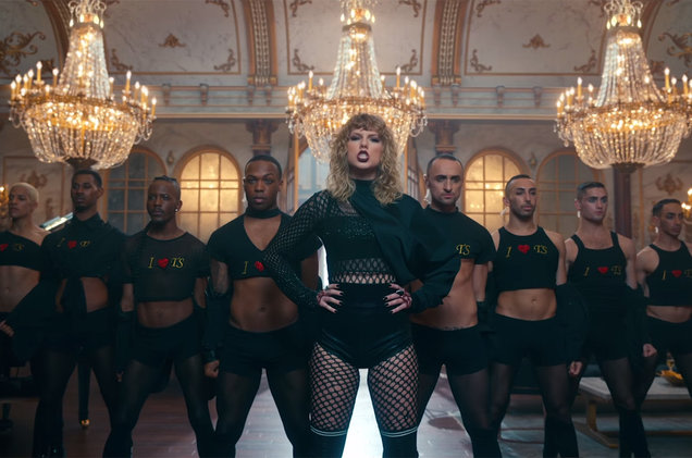 "Taylor Swift Director Says Beyoncé ""Copied 'Bad Blood' Video"""