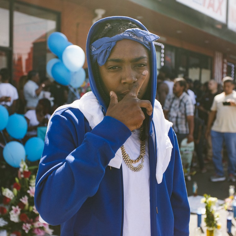 Los Angeles reckons with the loss of Nipsey Hussle