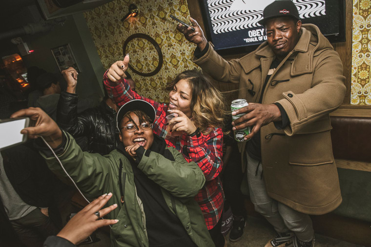 See Photos From Obey City's New Era Night Cap Sessions Party