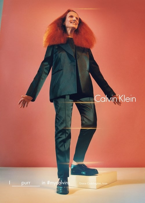 Frank Ocean And Young Thug Join Calvin Klein's AW16 Campaign