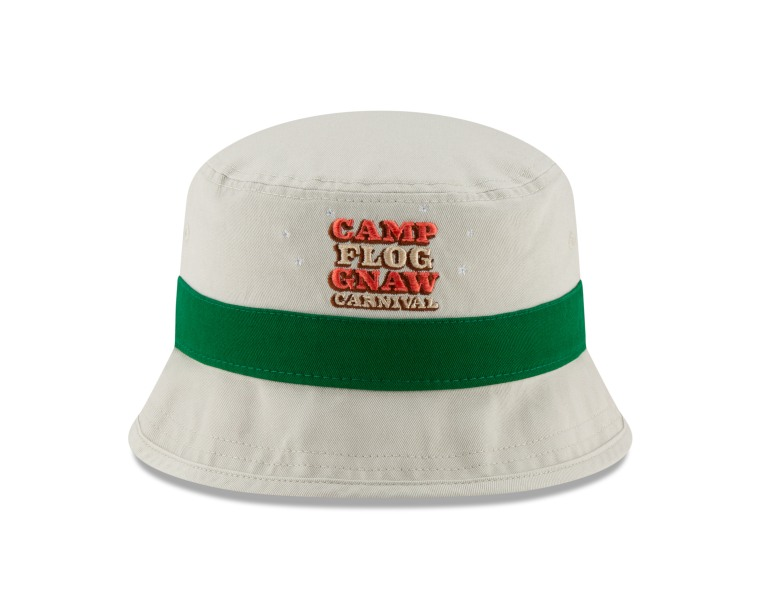 Camp Flog Gnaw links with New Era for limited edition festival hats