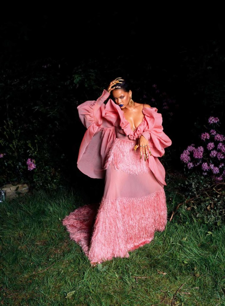 Deana Lawson photographs Rihanna for <i>Garage Magazine</i>
