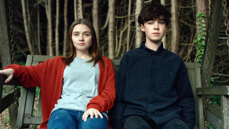 <I>The End of the F***ing World</i> will return for a second season