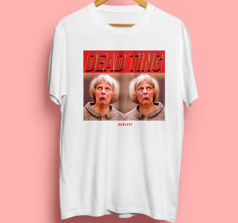 11 Fresh British Tees You Need To Own For Summer