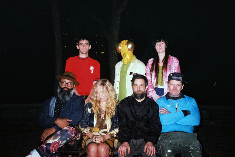 "Listen To ""The Wasp,"" A Brutal New Track By Noise Supergroup Ice Balloons"