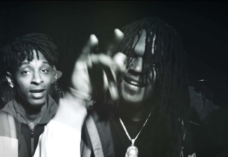 Young Nudy reportedly arrested alongside 21 Savage