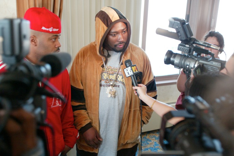 An Ol' Dirty Bastard Biopic Could Finally Be Happening