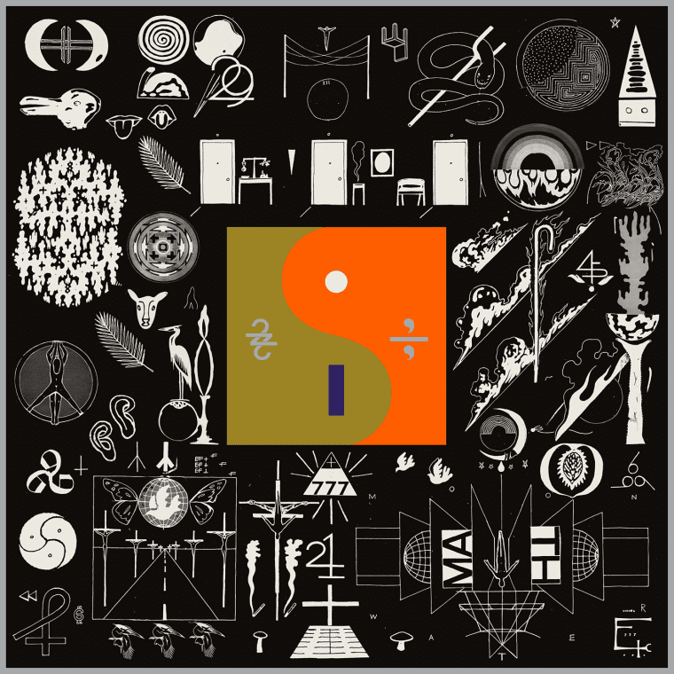 "Why Bon Iver's <i>22, A Million</i> Has Track Names Like ""666 ʇ"" And ""21 M♢♢N WATER"""