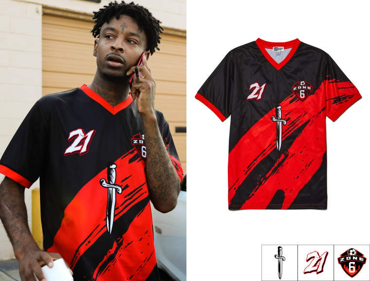 21 Savage, Vince Staples, The Roots and more drop their very own World Cup jerseys