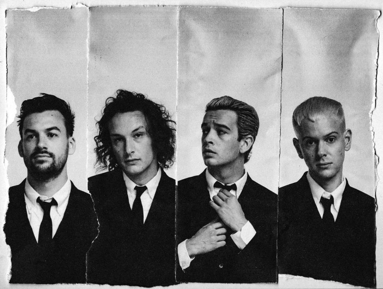 The 1975 confirm <I>A Brief Enquiry Into Online Relationships</i> album details