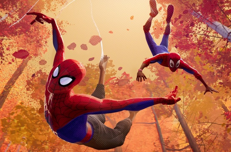 Listen To The Star Studded Spider Man Into The Spider Verse