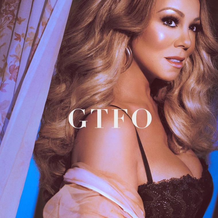 "Mariah Carey shares new song ""GTFO"""