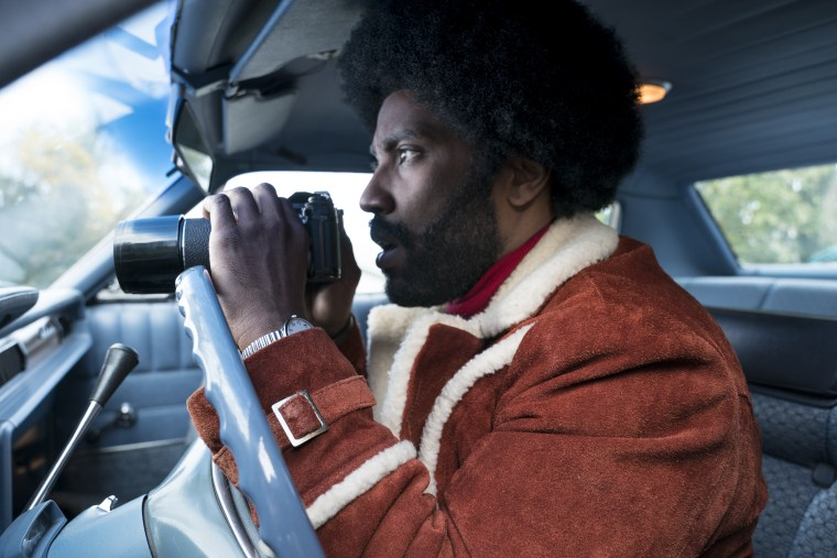 <i>BlacKkKlansman</i> offers comforting anti-racism and not much else