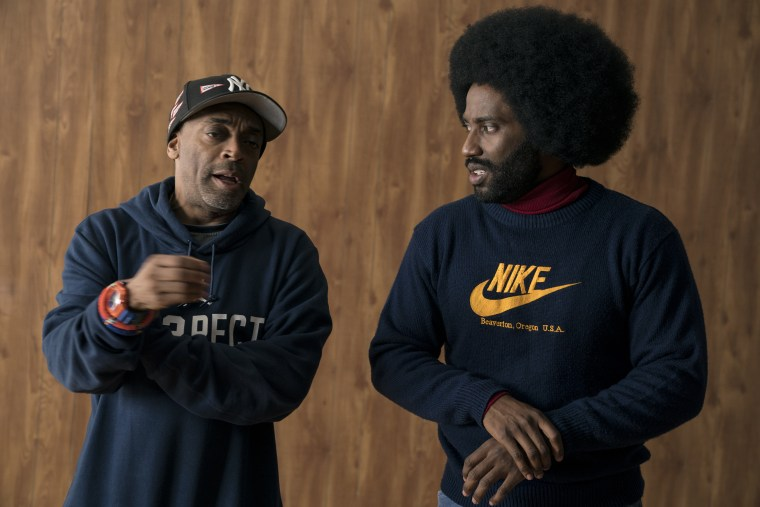 Spike Lee responds to Boots Riley's <i>BlacKkKlansman</i> criticisms