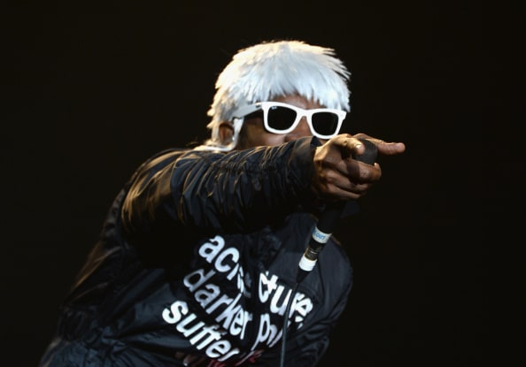 """André 3000 Says He's """"Fiending To Do Music"""""""
