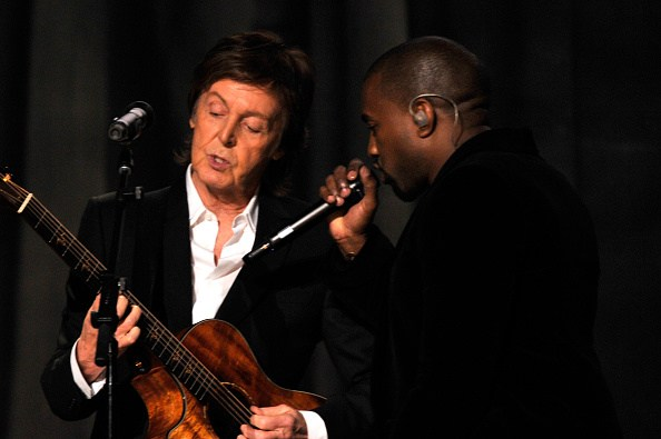 Paul McCartney Says He Wasn't Sure About Working With Kanye West At First