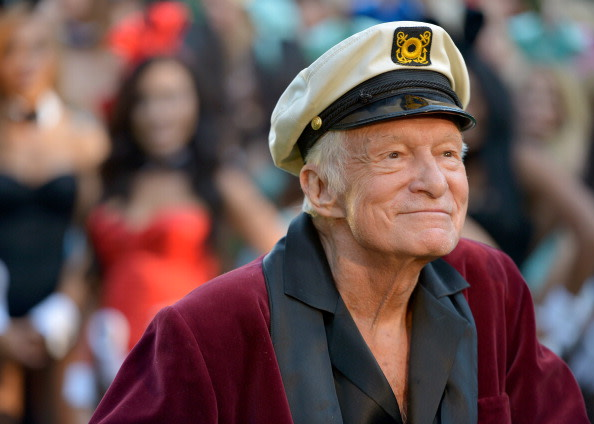 <i>Playboy</i> legend Hugh Hefner dies at 91