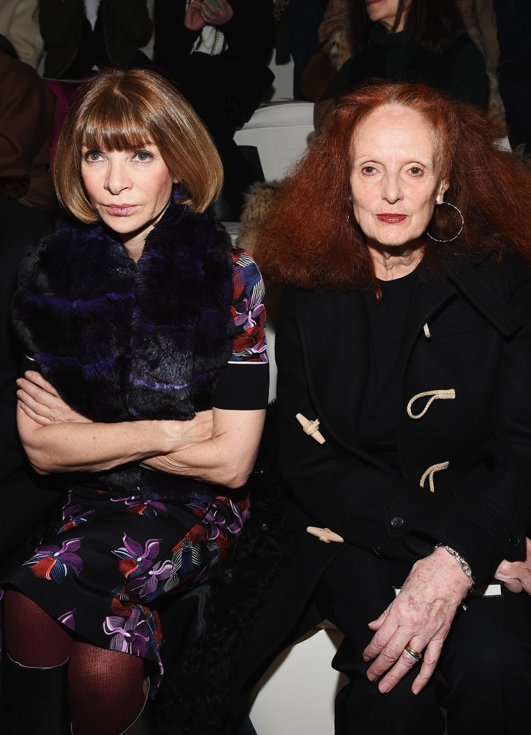 Iconic Creative Director Grace Coddington Steps Down From Her Role At Vogue