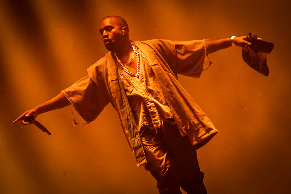 Kanye's Steve McQueen-Directed Video To Make American Debut