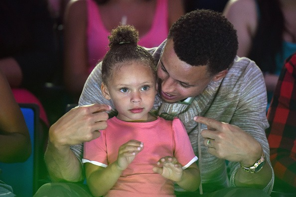 Riley Curry Celebrates Her Third Birthday With The Nae Nae