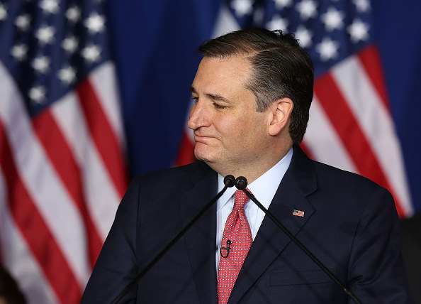 Ted Cruz Has Dropped Out Of The Presidential Race After A Loss In Indiana