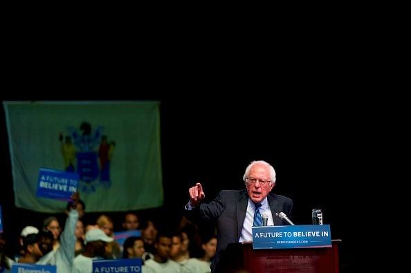 Bernie Sanders Picks Up A Win In West Virginia Primary
