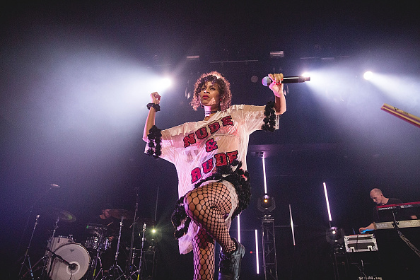"AlunaGeorge Recruit Dreezy And Leikeli47 For ""Mean What I Mean"""