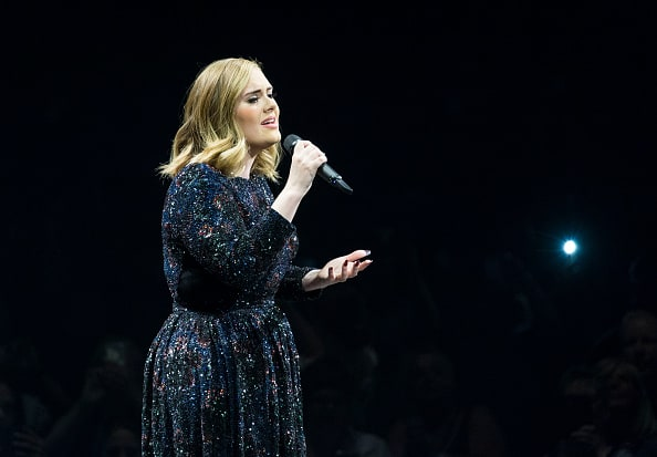 Adele's <i>25</i> Album Is Now Available On Streaming Music Services