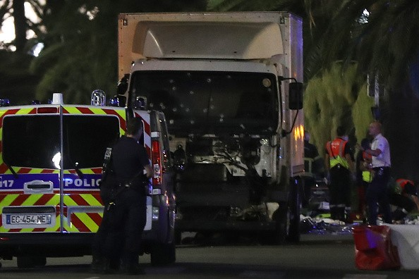 At Least 84 Dead After Truck Drives Into Crowd In France