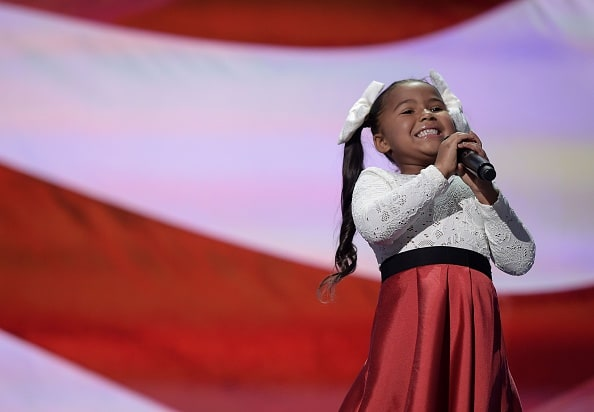 "Legendary Producer Rodney ""Darkchild"" Jerkins' Daughter Performed At The Republican National Convention Tonight"
