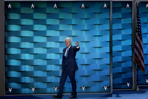 Bill Clinton Went Off The Teleprompter For His Speech And Made Twitter Anxious