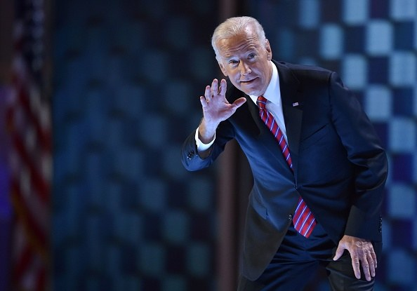"Joe Biden At The Democratic National Convention: ""I Know Hillary"""