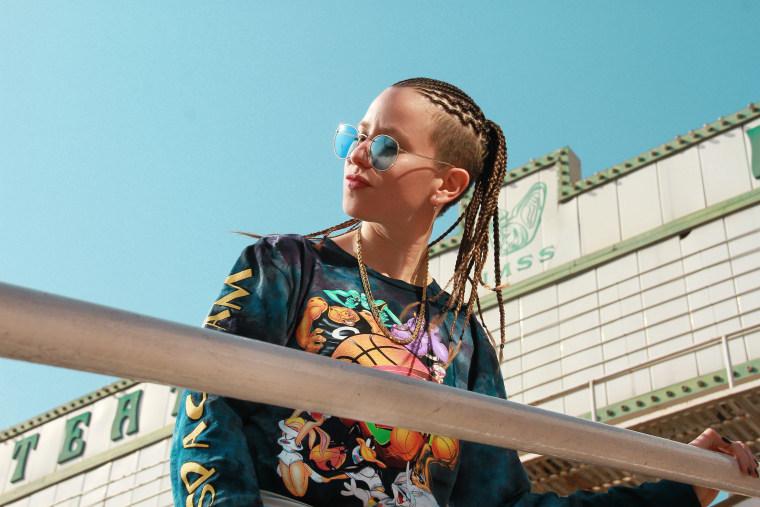 Listen to rapper Niña Dioz's new song for a confidence trip
