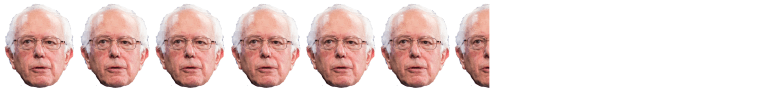 The Bernie Sanders Of _____, Ranked