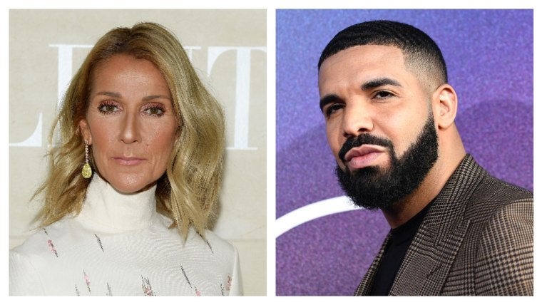 "Celine Dion responds to Drake wanting a tattoo of her face: ""don't do that"""