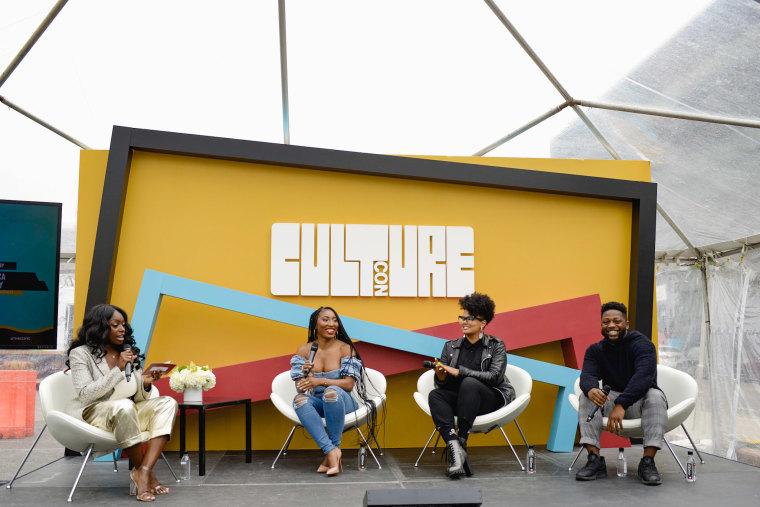 Culture Con was a beautiful resource for creatives of color