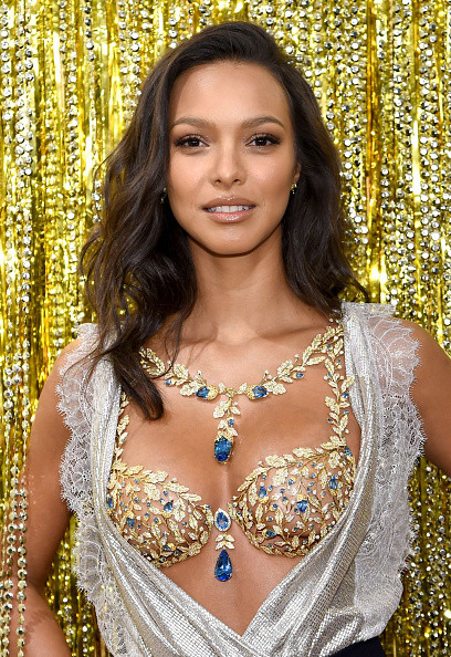Lais Ribeiro will be the 4th Black model in history to wear the Victoria's Secret Fantasy Bra