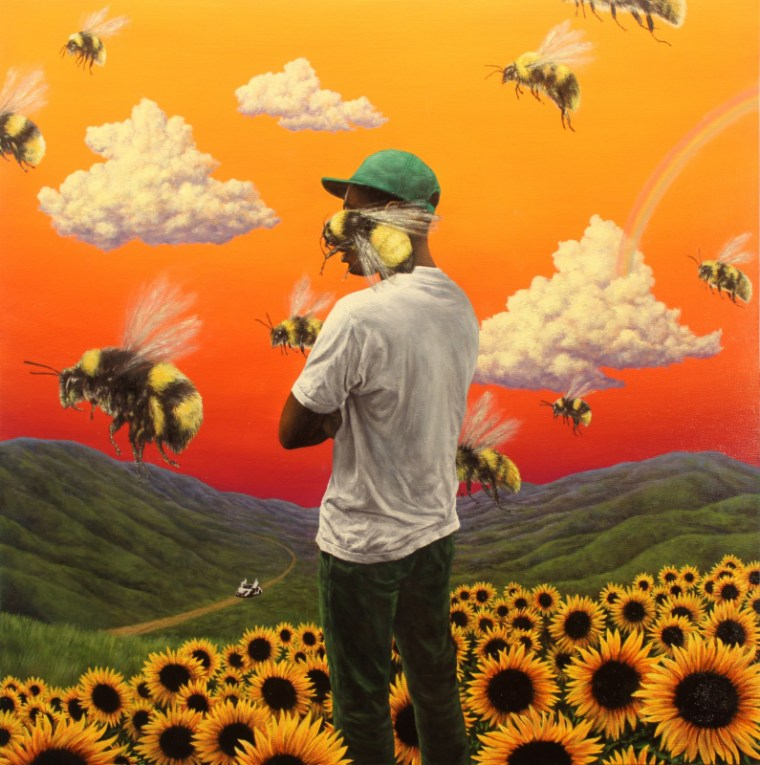Tyler, The Creator's <i>Flower Boy</i> Album Is Available On Vinyl For A Limited Time