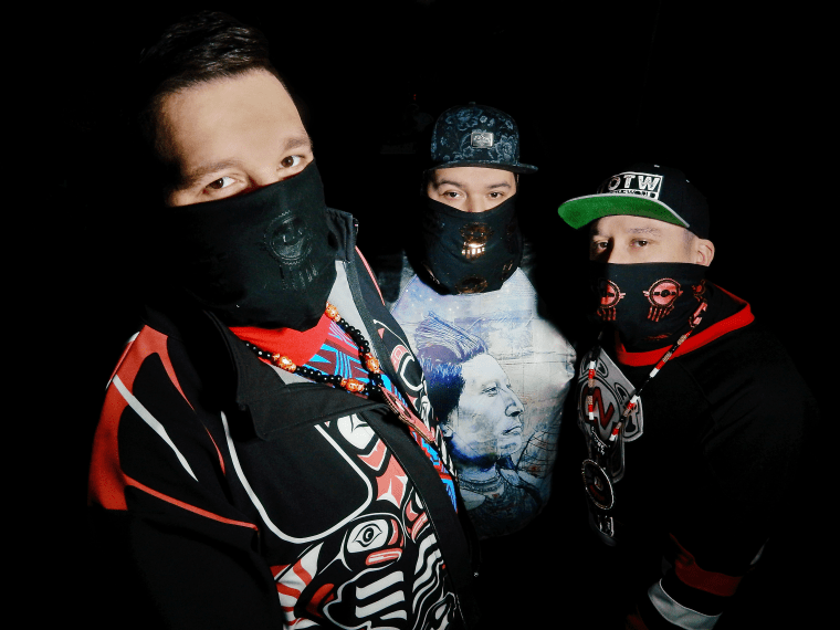 "Listen To A Tribe Called Red's New Song ""Stadium Pow Wow"""