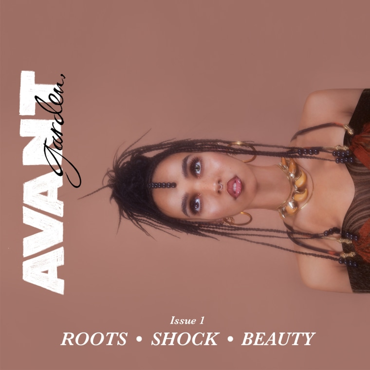 FKA twigs introduces new Instagram magazine, <i>AVANTgarden</i>