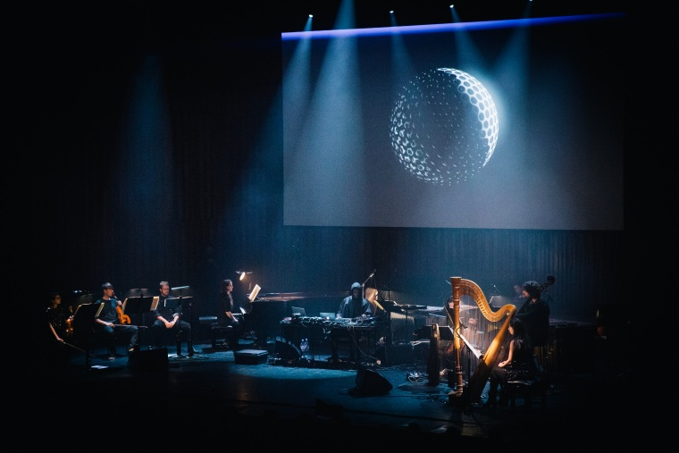 "Actress And The London Contemporary Orchestra Announce New Album, Share ""Audio Track 5"""