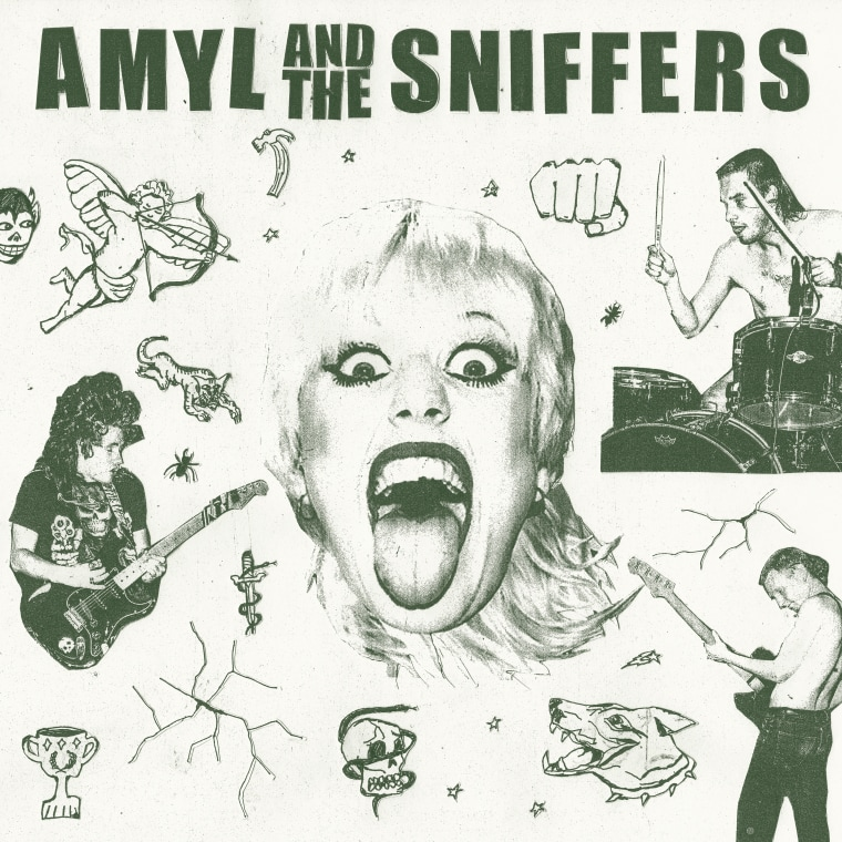 "Amyl and the Sniffers's ""Got You"" video is a twisted love story"