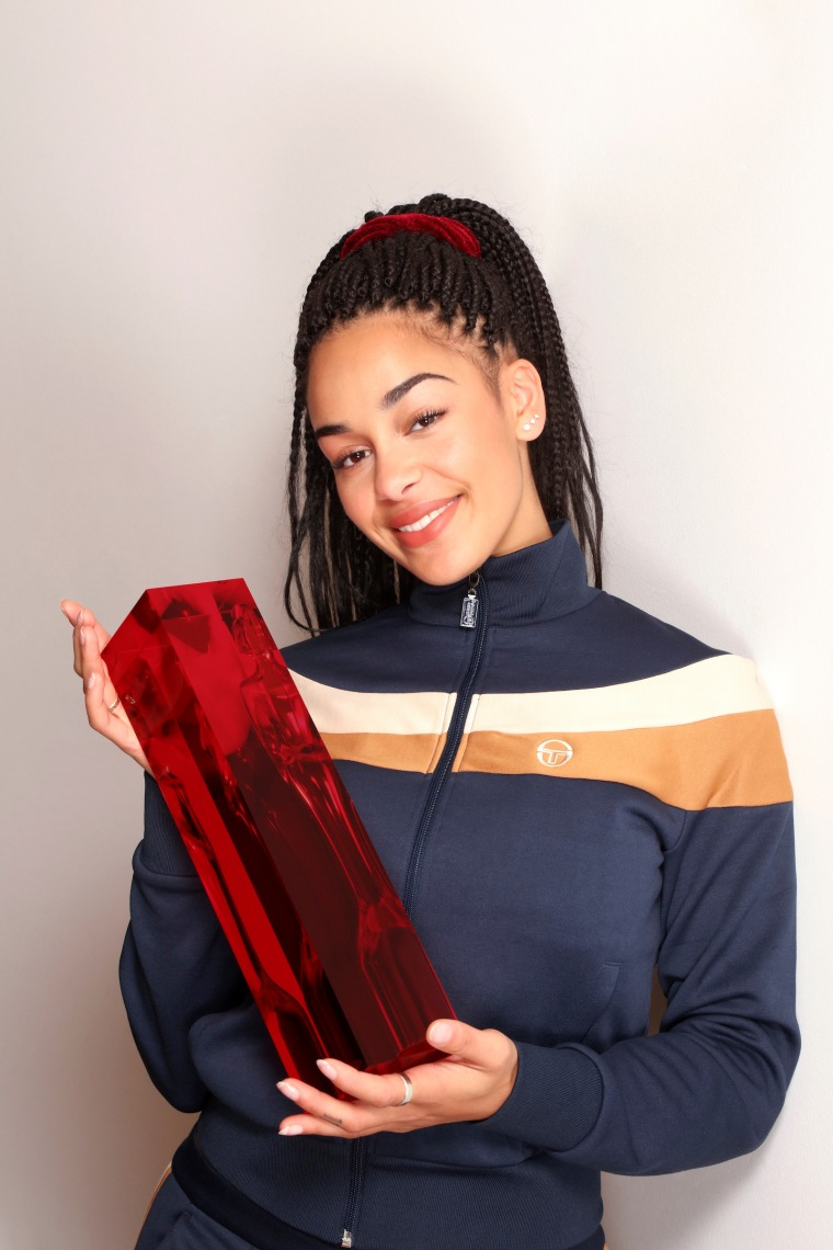Jorja Smith named Brits Critics' Choice winner