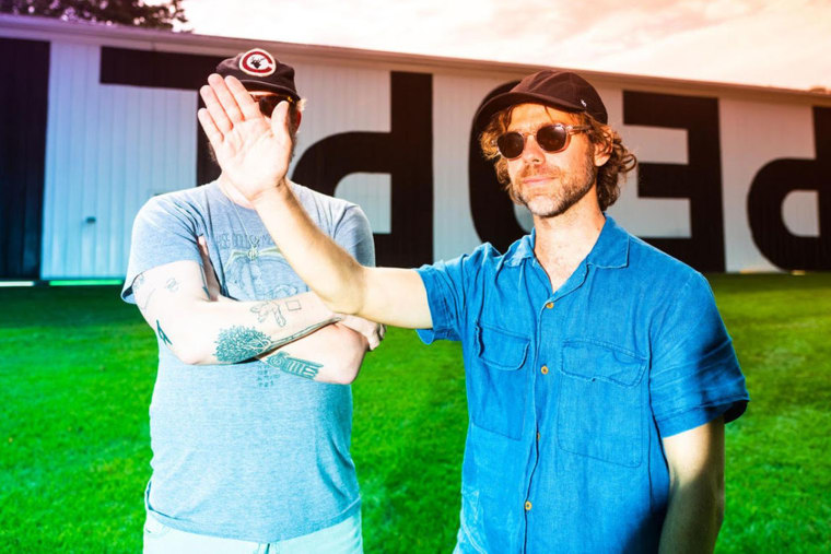 Listen to Justin Vernon and Aaron Dessner's <I>Big Red Machine</i>